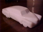 Boyd Patriot White Tucker Car