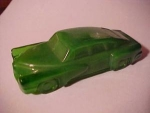 Boyd Lime Green Tucker Car