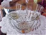 3 Vintage Champagne Kosta Holmegaard Sherbets