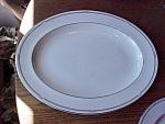 Royal Doulton Oval Platter - Simplicity