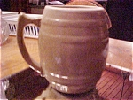 Uhl Pottery Barrel Mug