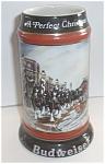 Budweiser Collector Ceramarte Stein 1992
