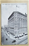 Brown Place Hotel 17th St. Dever Colo 1920`s