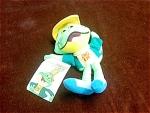 Dig Em Frog Doll Kelloggs Premium