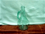 Vinegar Or Oil Glass Bottle From The Olive Garden