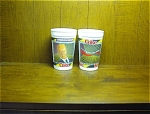 2 Max Headroom Coke Cups