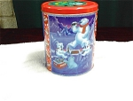 Polar Bear Coca Cola Collector Tin