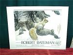 Autographed Robert Bateman Poster Print