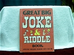 1978 Great Big Joke And Riddle Book