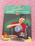 The Sealtest Food Adviser 1940 Winter Booklet