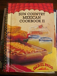 1981 Old El Paso Sun Country Mexican Cookbook 2