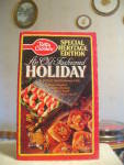 Betty Crocker Special Heritage Old Fashioned Holiday