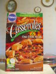 Pillsbury Casseroles & One Dish Meals Cookbook