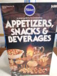 Pillsbury Appetizers, Snacks & Beverages