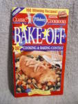 1994 Pillsbury 36th Bake Off Contest Cook Booklet