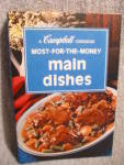 1975 Campbells More For The Money Main Dishes