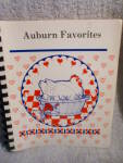 Auburn Favorites Cookbook