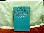 Mr. Sammlers Planet By Saul Bellow