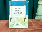 Story Of The Bible World In Map, Word, Pictur