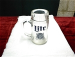 8 Inch Miller Lite Beer Glass