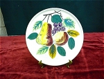 Hand Painted 10 ½ Inch Japan Platter