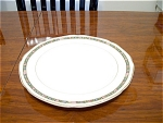 Knowles Edwin Dinner Plate, Circa 1930s