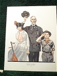 Recruiting Officer (1917) And Ready To Serve (1917)