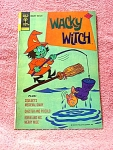 Wacky Witch Comic Book, No. 19, 1975