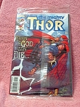 The Mighty Thor Comic Volume 2, No. 29, 2000
