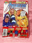 The Avengers Comic Vol. 3, No. 27, 2000