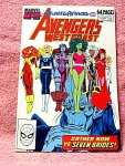 The West Coast Avengers Annual Comic Vol. 2, No. 4