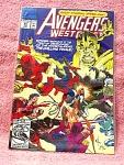 The West Coast Avengers Comic Vol. 2, No. 86, 1992