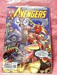The Avengers Comic Vol. 3, No. 36, 2001