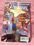 The Avengers Comic Vol. 3, No. 35, 2001