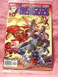 The Avengers Comic Vol. 3, No. 33, 2000