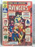 The Avengers King Size Special, Vol. 1, No. 1