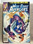 The West Coast Avengers, Vol. 1, No. 3 Of 4