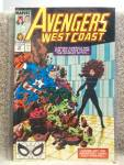 The Avengers West Coast, Vol. 2, No. 48