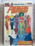 The Avengers West Coast Annual, Vol. 2, No. 4