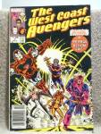 The West Coast Avengers, Vol. 2, No. 1