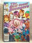 The West Coast Avengers, Vol. 2, No. 2