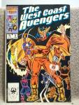 The West Coast Avengers, Vol. 2, No. 9