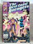 The West Coast Avengers, Vol. 2, No. 12