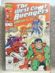 The West Coast Avengers, Vol. 2, No. 13