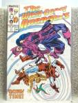 The West Coast Avengers, Vol. 2, No. 19