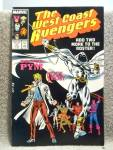 The West Coast Avengers, Vol. 2, No. 21