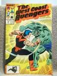The West Coast Avengers, Vol. 2, No. 25