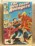The West Coast Avengers, Vol. 2, No. 36