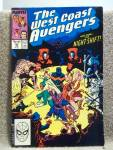 The West Coast Avengers, Vol. 2, No. 40