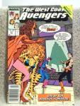 The West Coast Avengers, Vol. 2, No. 42